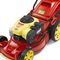 walk-behind lawn mower / gasoline / collecting / for sloped terrain