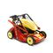 walk-behind lawn mower / electric / collecting / for sloped terrain