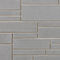 concrete wall cladding / exterior / smooth / stone look