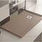 Rectangular shower base / resin / stone / non-slip STONE MARCO DUPLACH