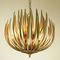 pendant lamp / contemporary / steel / wrought iron