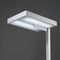 floor-standing lamp / contemporary / aluminum / dimmable