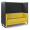 Contemporary sofa / metal / fabric / commercial VANCOUVER LITE Profim