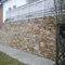 quartzite wall cladding panel / interior / exterior / 3D
