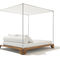 Double bed / canopy / playhouse / day BELVEDERE Seora