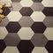 wall hexagonal tile / ceramic