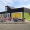 Recycled plastic cladding / textured / colored / panel Lankhorst
