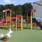 Wooden play structure / for playgrounds CASTLE : FRT-06 Free Kids s.c.
