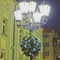 Public space Christmas lights Christmas Lamp Covers  Terra Group