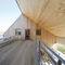 prefab building / wooden / for public use / contemporary