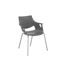 Contemporary visitor chair / polypropylene / with armrests FANO  Nowy Styl Group