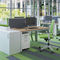 Countertop office divider / fabric / laminate EASY SPACE Nowy Styl Group