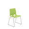 Contemporary visitor chair / with armrests / cantilever / metal FONDO Nowy Styl Group