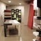 contemporary shelf / wooden / lacquered MDF / for offices