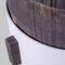 original design stool / oiled wood / varnished wood / plastic
