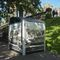 container trash can / plastic / aluminum / recycling