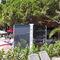 Catering kiosk / steel / solar-powered CUBOX_BAR HBT Energietechnik GmbH