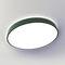 surface-mounted light fixture / LED / circular / polycarbonate