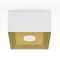 surface mounted downlight / LED / square / rectangular