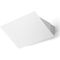 contemporary wall light / polycarbonate / painted steel / sheet steel