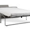Sofa bed / contemporary / steel / fabric ANGLAIS Jonas Ihreborn