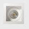 Recessed downlight / LED / square / aluminum HARVEY Brilumen