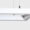 Hanging light fixture / LED / rectangular / IP40 ORIS Brilumen