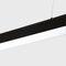 hanging lighting profile / LED / modular lighting system / dimmable