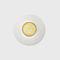 Recessed downlight / LED / round / aluminum MONET TRIMLESS Brilumen
