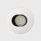 recessed downlight / LED / round / aluminum