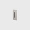 Recessed wall light fixture / LED / square / aluminum DOYLE  Brilumen