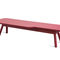 Coffee table / contemporary / MDF / beech AKI SMALL by Emilio Nanni Traba'