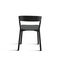 Contemporary chair / beech / solid wood / ash EDITH by Massimo Broglio Traba'