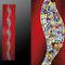 Decorative panel / Murano glass / wall-mounted / custom TOLENTINI veveglass