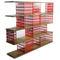 modular shelf / contemporary / steel