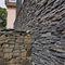 engineered stone wall cladding / exterior / interior / textured
