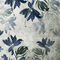 Contemporary wallpaper / fabric / vinyl / floral BLUE Skinwall