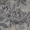 Contemporary wallpaper / fabric / vinyl / floral LACE Skinwall