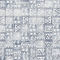 Contemporary wallpaper / fabric / vinyl / geometric pattern MEXICAN TILES Skinwall