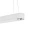 hanging light fixture / LED / fluorescent / halogen