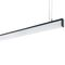 surface mounted lighting profile / hanging / LED / fluorescent