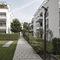 urban lamppost / garden / contemporary / steel