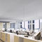 hanging lighting profile / LED / dimmable / for offices