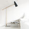 Floor-standing lamp / contemporary / aluminum / painted aluminum FILLY LN Himmee