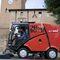 ride-on sweeping machine / street