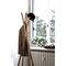 floor coat rack / contemporary / wooden