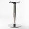 powder-coated steel table base / brushed stainless steel / polished stainless steel / contemporary