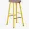contemporary bar stool / molded plywood / for hotels / for public spaces