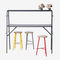 contemporary table / HPL / rectangular / commercial