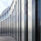 aluminum cladding / smooth / panel / self-cleaning